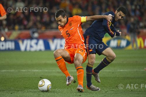 Spain 2010 Fifa World Cup South Africa 2010 Final Match 64